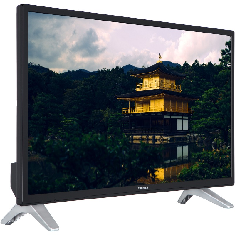Televizor LED Toshiba Smart TV 32W3663DG 80cm HD Ready Negru