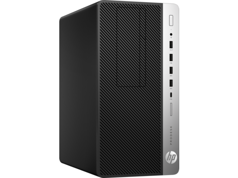 Sistem Brand HP ProDesk 600 G3 MT Intel Core i5-7500 RAM 4GB HDD 500GB Windows 10 Pro