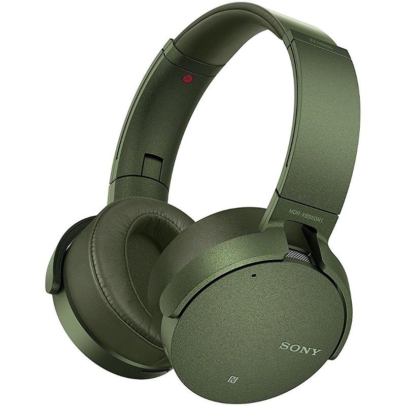 Casti Sony MDR-XB950N1 Extra BASS Verde