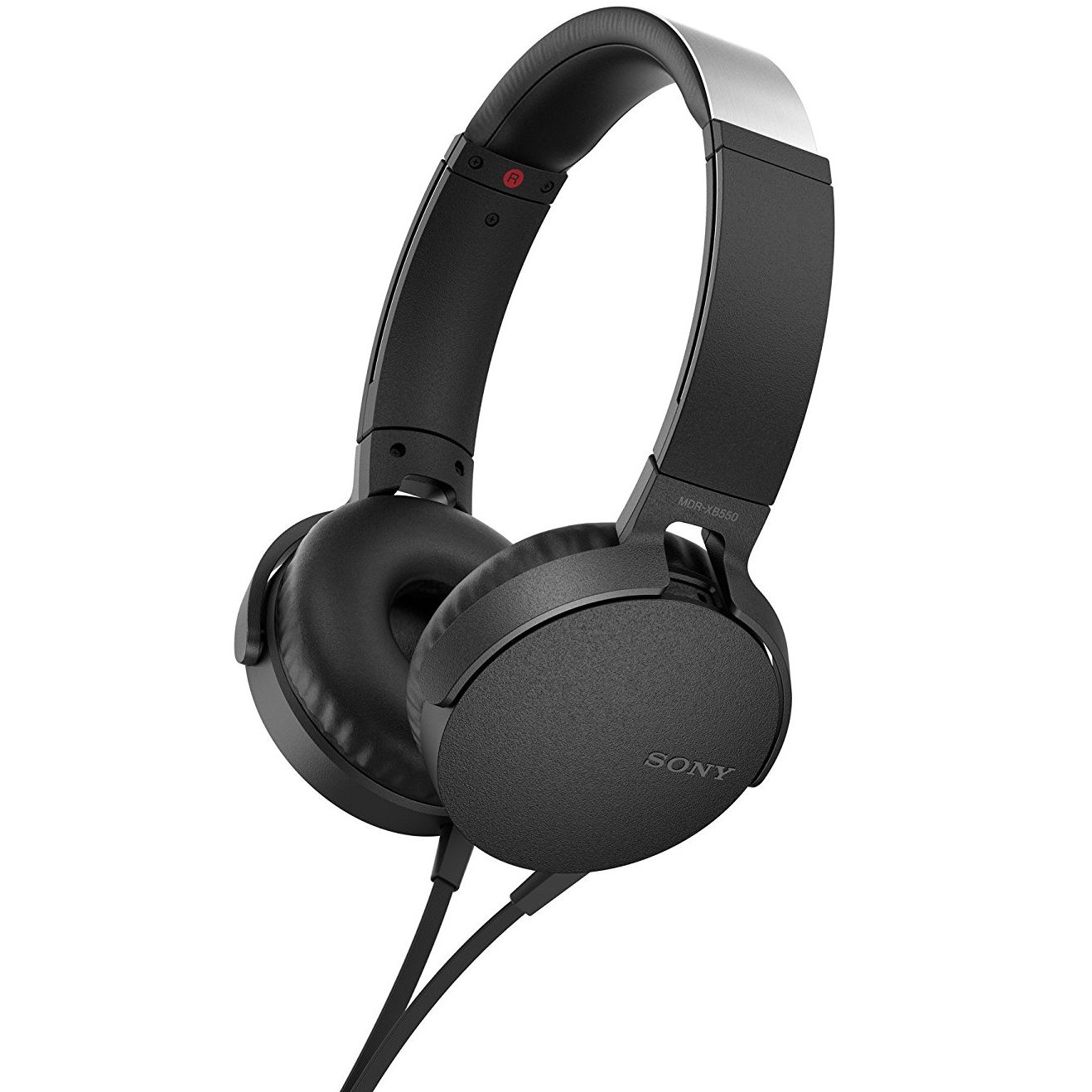 Casti Sony MDR-XB550AP Extra BASS Negru