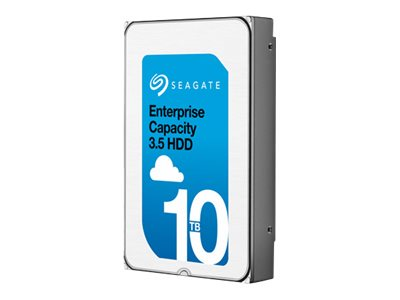 Hard-disk Server Seagate Enterprise Capacity 10TB 3.5 SAS 256MB cache