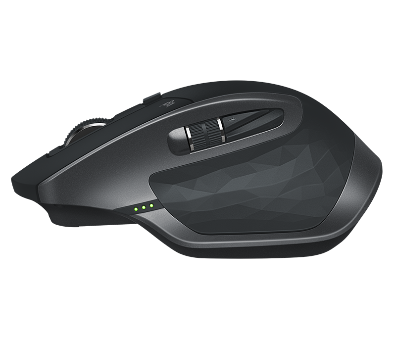 Mouse Wireless Logitech MX Master 2S Graphite
