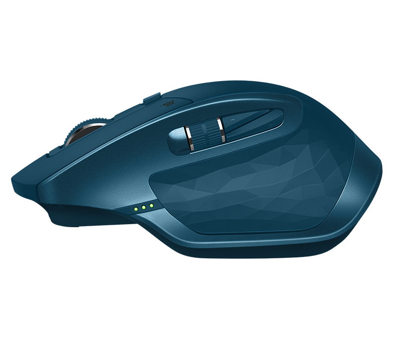 Mouse Wireless Logitech MX Master 2S Midnight Teal