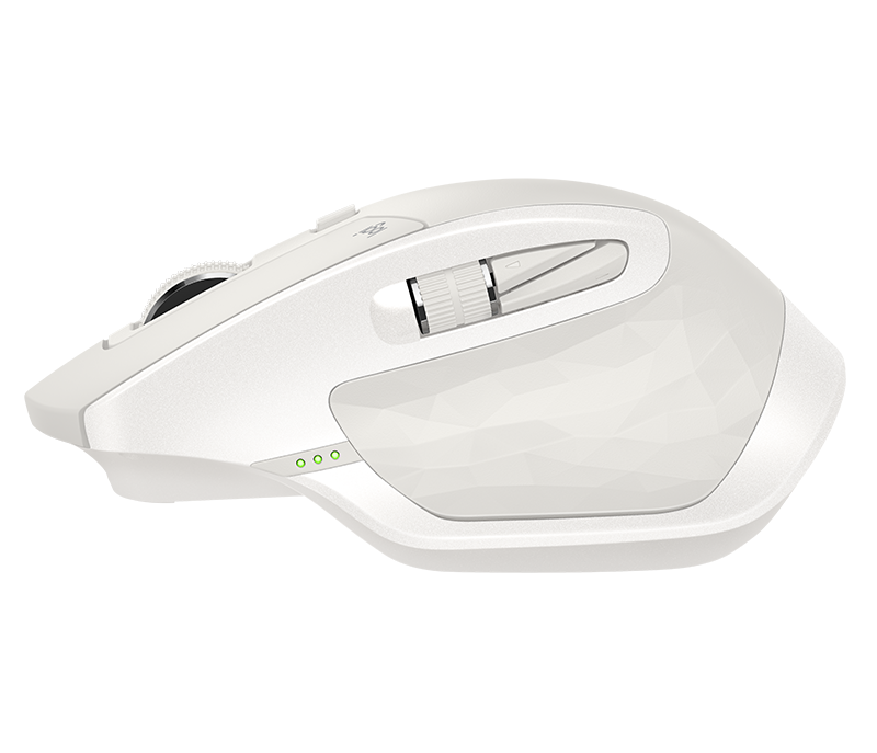 Mouse Wireless Logitech MX Master 2S Light Grey