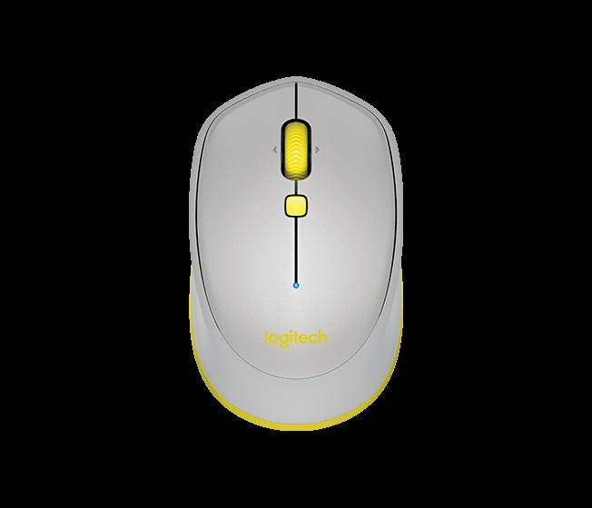 Mouse Wireless Logitech M535 Grey