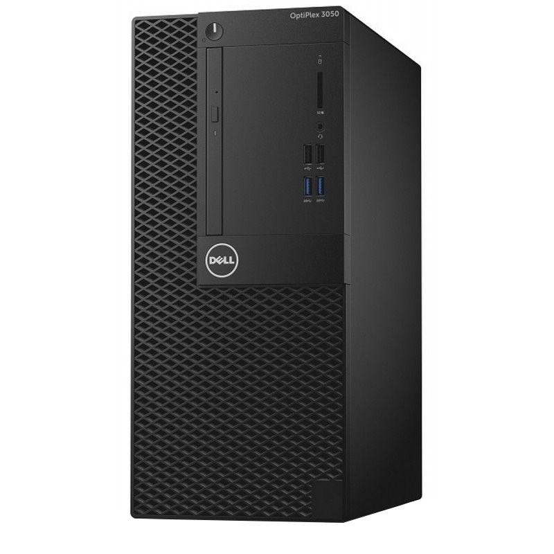 Sistem Brand Dell OptiPlex 3050 MT Intel Core i3-7100 RAM 4GB HDD 500GB Linux