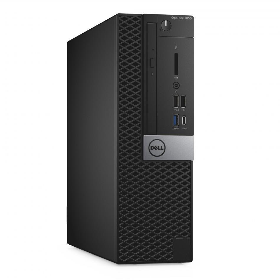 Sistem Brand Dell OptiPlex 7050 SFF Intel Core i7-7700 RAM 8GB HDD 500GB Windows 10 Pro