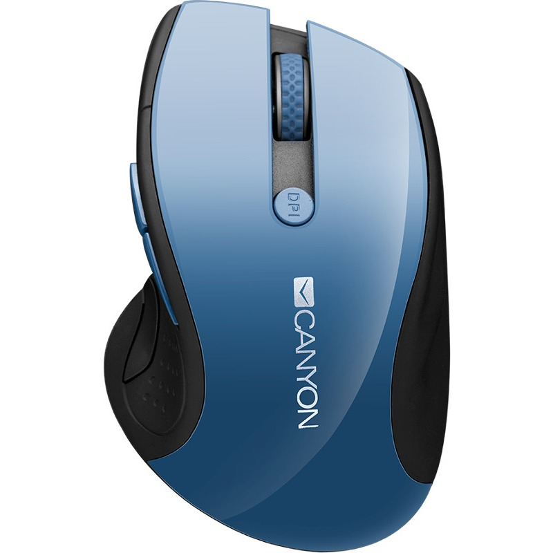 Mouse Wireless Canyon CNS-CMSW01BL Blue