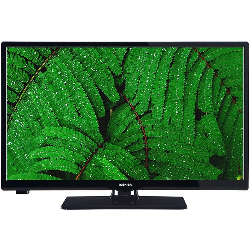 Televizor LED Toshiba 24W1633DG 61cm HD Ready Negru