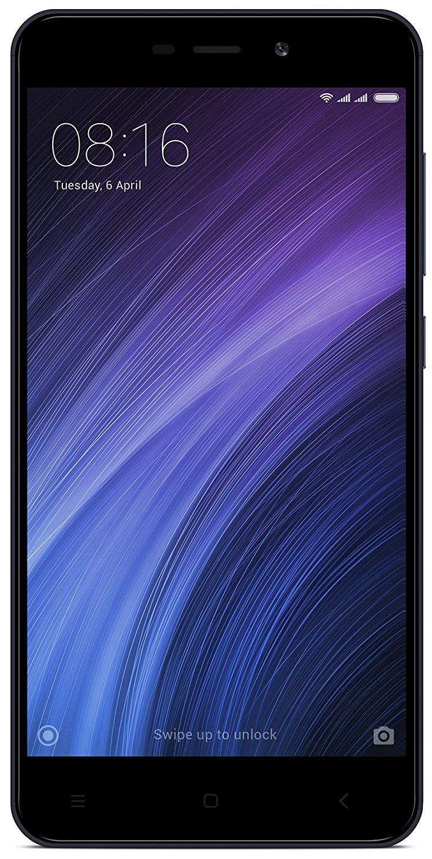 Telefon Mobil Xiaomi Redmi 4a 16GB Flash 2GB RAM Dual SIM 4G Grey