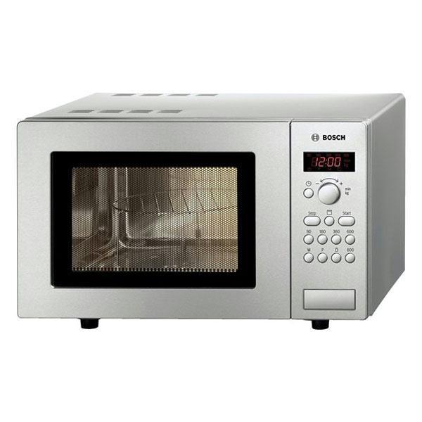 Cuptor cu microunde Bosch HMT75G451 800W 17L Inox