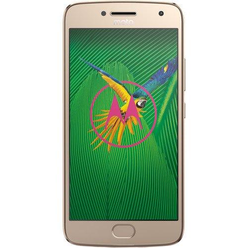 Telefon Mobil Motorola Moto G5 16GB Flash 2GB RAM Dual SIM 4G Gold