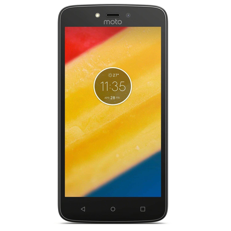 Telefon Mobil Motorola Moto C 8GB Flash 1GB RAM Dual SIM 4G Black