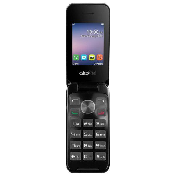 Telefon Mobil Alcatel 2051D Dual SIM Silver