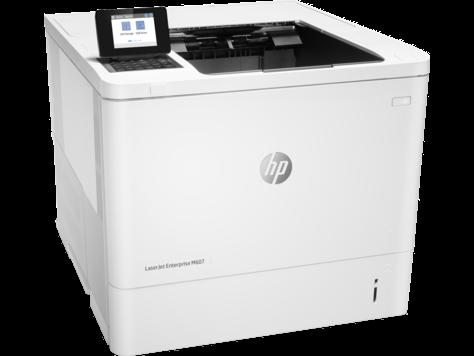 Imprimanta Laser Monocrom HP LaserJet Enterprise M607dn
