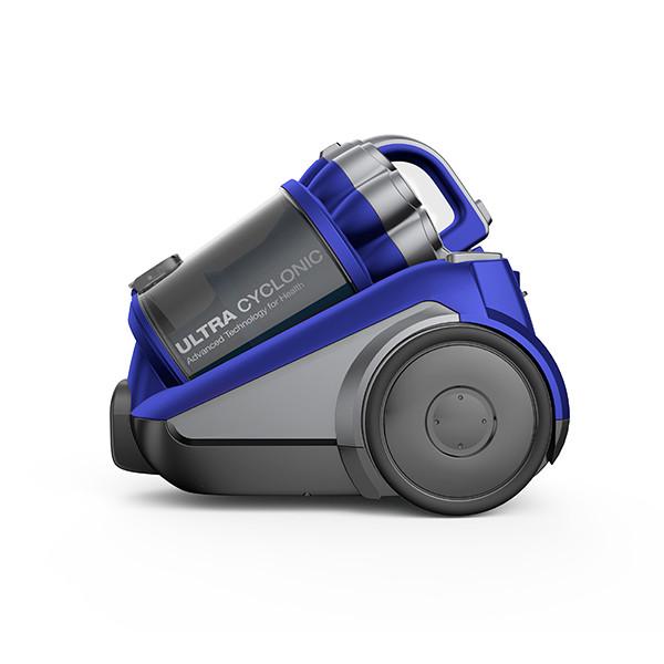 Aspirator fara sac Daewoo RCC-250L 3L 1550W Albastru