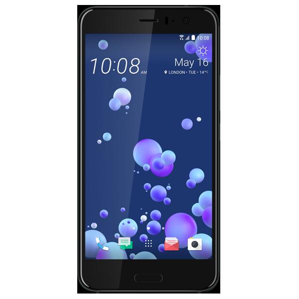 Telefon Mobil HTC U11 64GB Flash Dual SIM 4G Brilliant Black