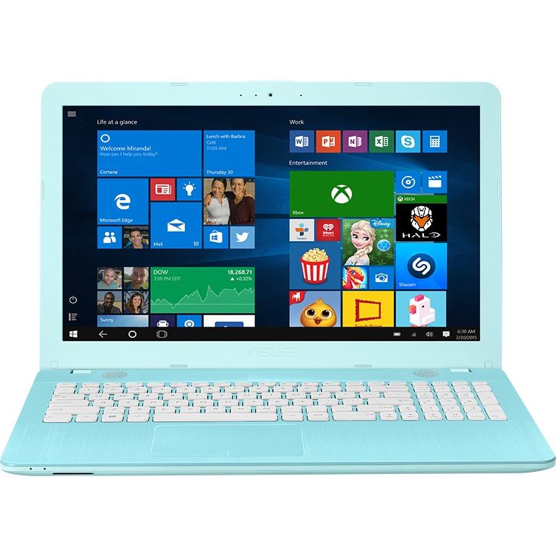 Notebook Asus X541NA 15.6 HD Intel Celeron N3350 RAM 4GB HDD 500GB Endless OS Albastru