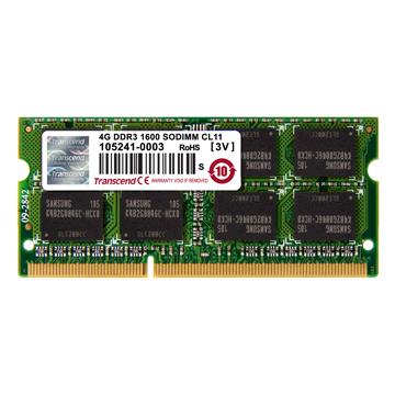 Memorie Notebook Transcend TS512MSK64W3N 4GB DDR3L 1333MHz