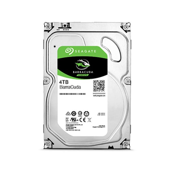 Hard Disk Notebook Seagate BarraCuda 4TB 5400RPM 128MB SATA III