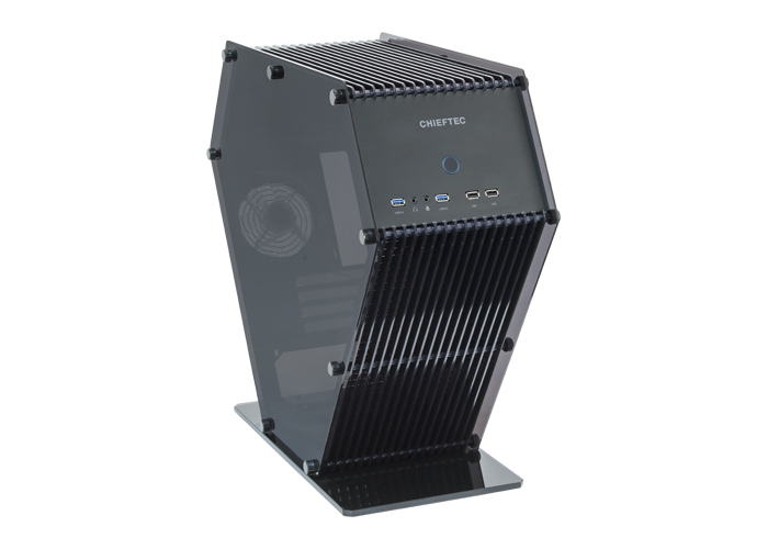Carcasa PC Chieftec SJ-06B-OP