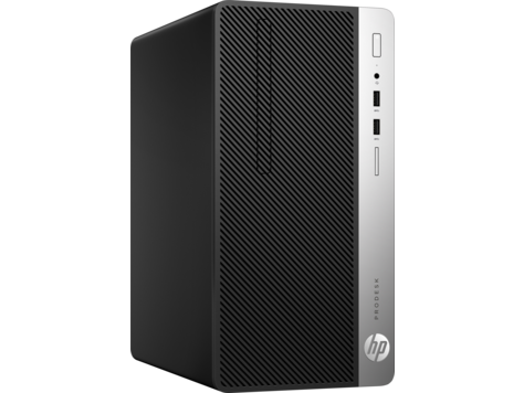 Sistem Brand HP ProDesk 400 G4 MT Intel Core i3-7100 RAM 4GB HDD 500GB FreeDOS