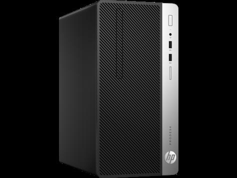 Sistem Brand HP ProDesk 400 G4 MT Intel Core i3-7100 RAM 4GB HDD 500GB Windows 10 Pro