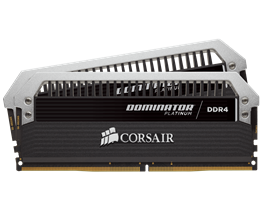 Memorie Desktop Corsair Dominator Platinium 8GB (2x4GB) DDR4 3733MHz