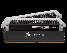 Memorie Desktop Corsair Dominator Platinium 8GB (2x4GB) DDR4 3200MHz