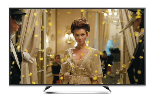 Televizor LED Panasonic Smart TV TX-49ES500E 123cm Full HD Negru