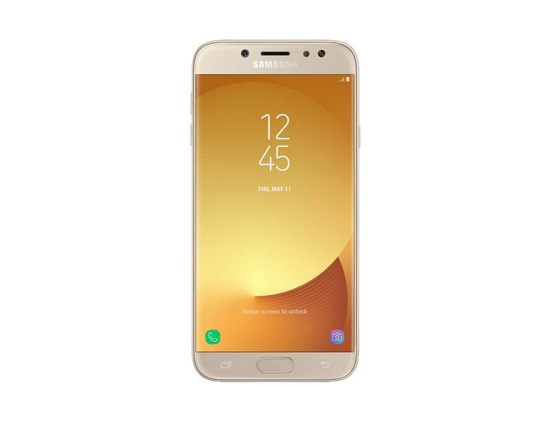 Telefon Mobil Samsung J730 Galaxy J7 (2017) 16GB Flash 3GB RAM Dual SIM 4G Gold