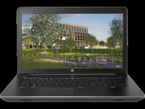 Notebook HP ZBook 17 G4 17.3 Full HD Intel Core i7-7820HQ P3000-6GB RAM 16GB SSD 256GB Windows 10 Pro