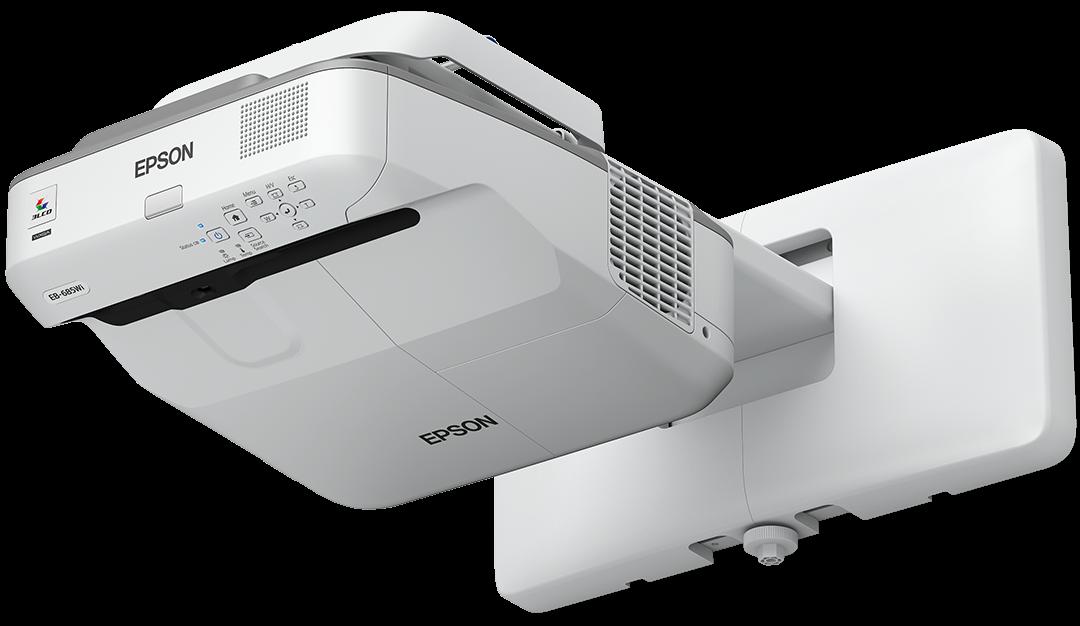 Videoproiector Epson EB-675W WXGA