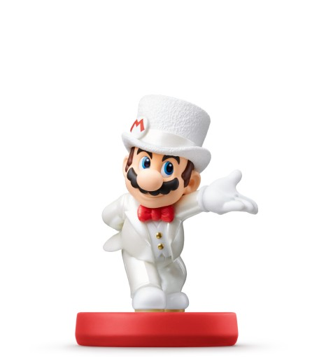 Figurina Amiibo Mario (supermario Odyssey)