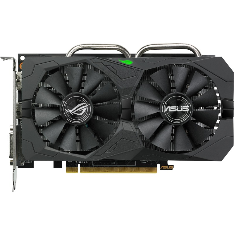 Placa Video ASUS ROG Strix Radeon RX 560 Gaming 4GB GDDR5 128 biti