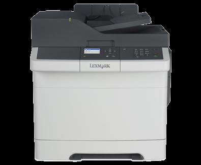Multifunctional Laser Color Lexmark CX317dn