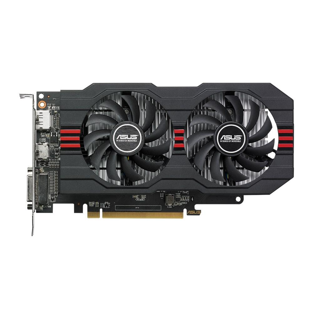 Placa Video ASUS Radeon RX 560 OC 4GB GDDR5 128 biti