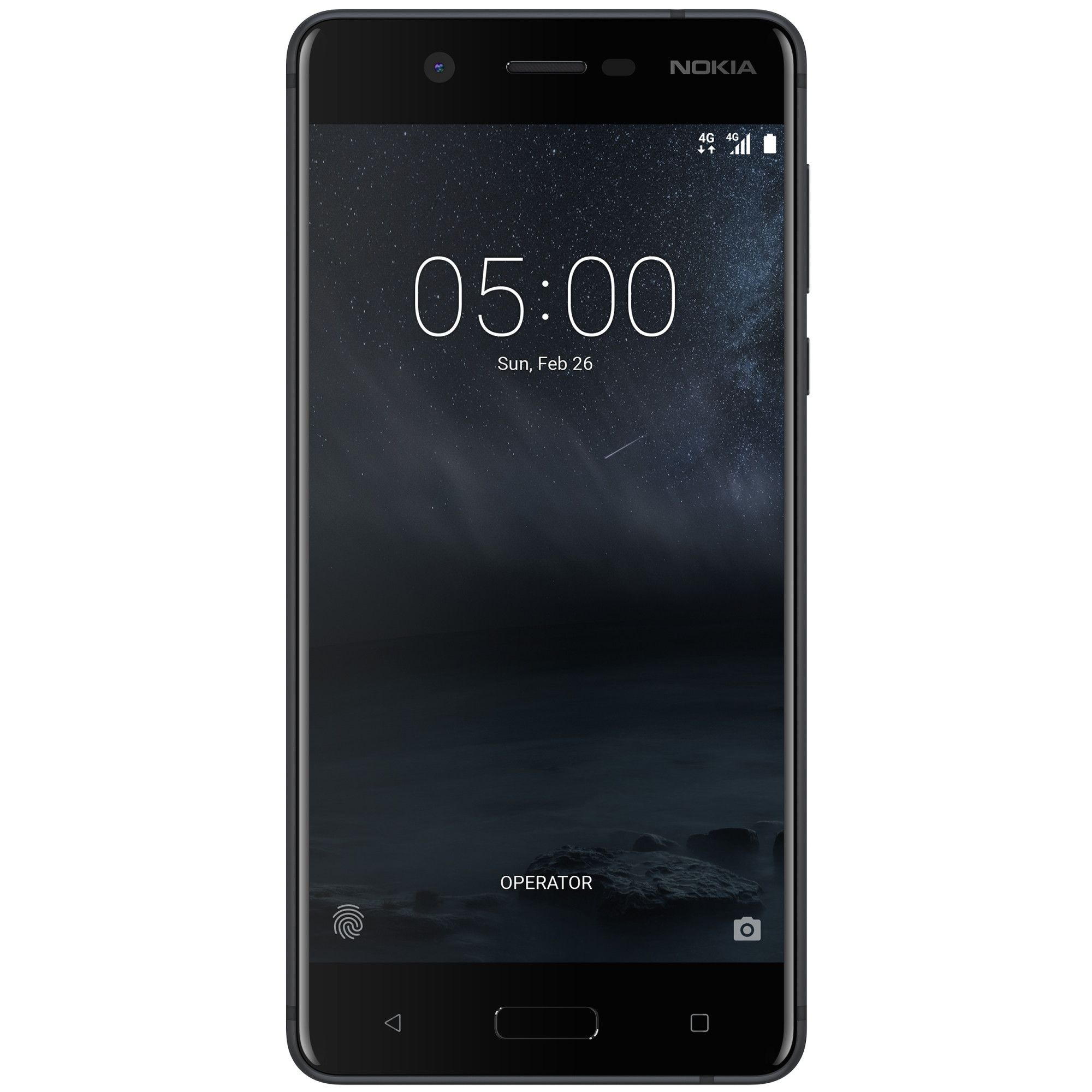 Telefon Mobil Nokia 5 16GB Flash 2GB RAM Dual SIM 4G Black