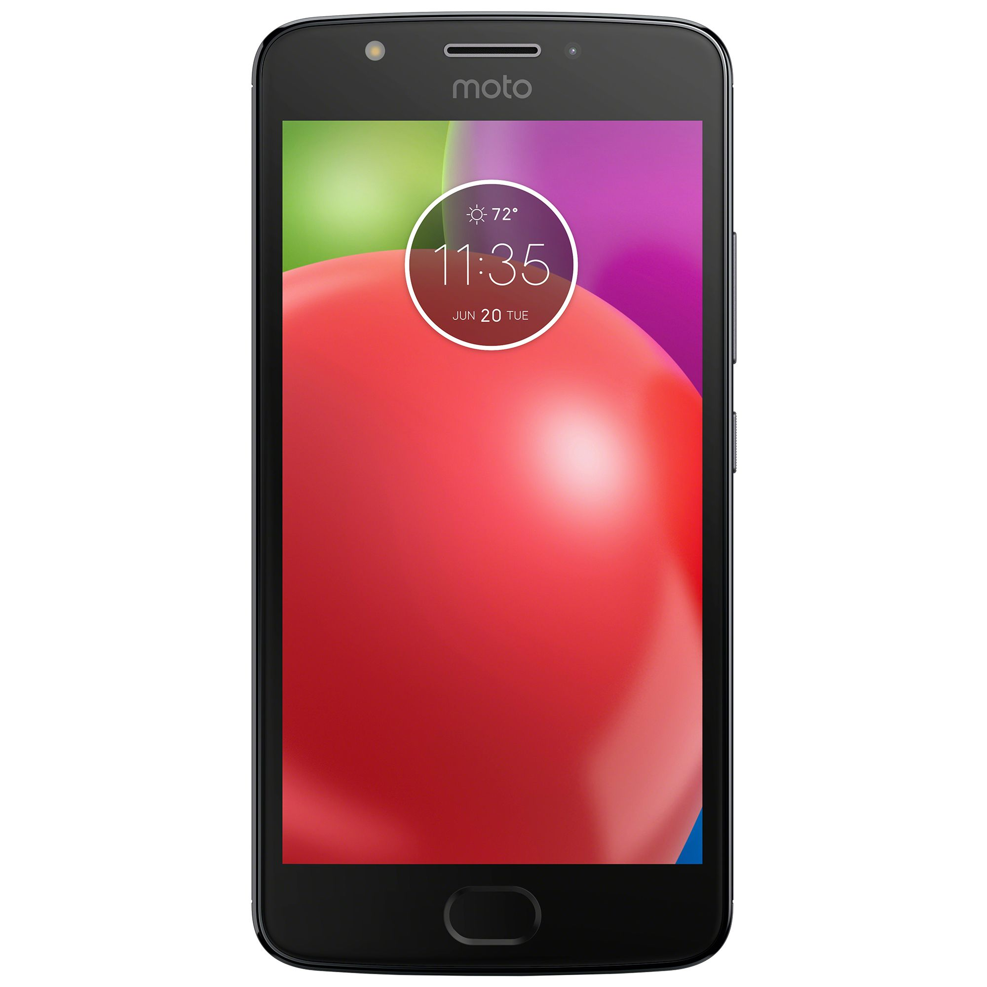 Telefon Mobil Motorola Moto E4 16GB Flash 2GB RAM Dual SIM 4G Grey