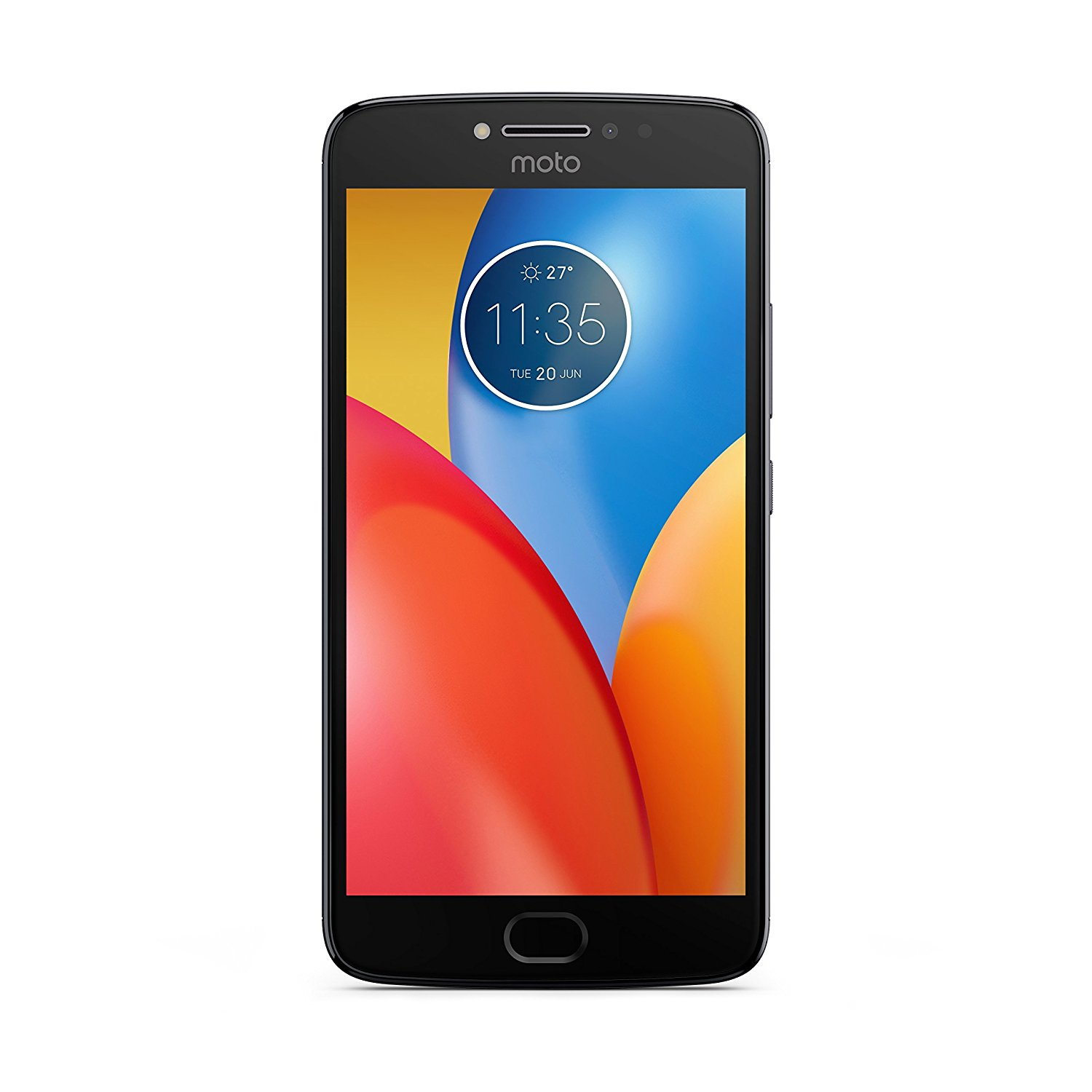 Telefon Mobil Motorola Moto E4 Plus 16GB Flash 3GB RAM Dual SIM 4G Grey