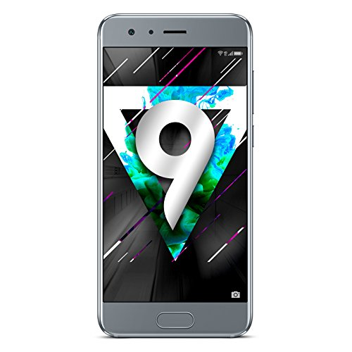 Telefon Mobil Huawei Honor 9 64GB Flash 4GB RAM Dual Sim 4G Glacier Grey