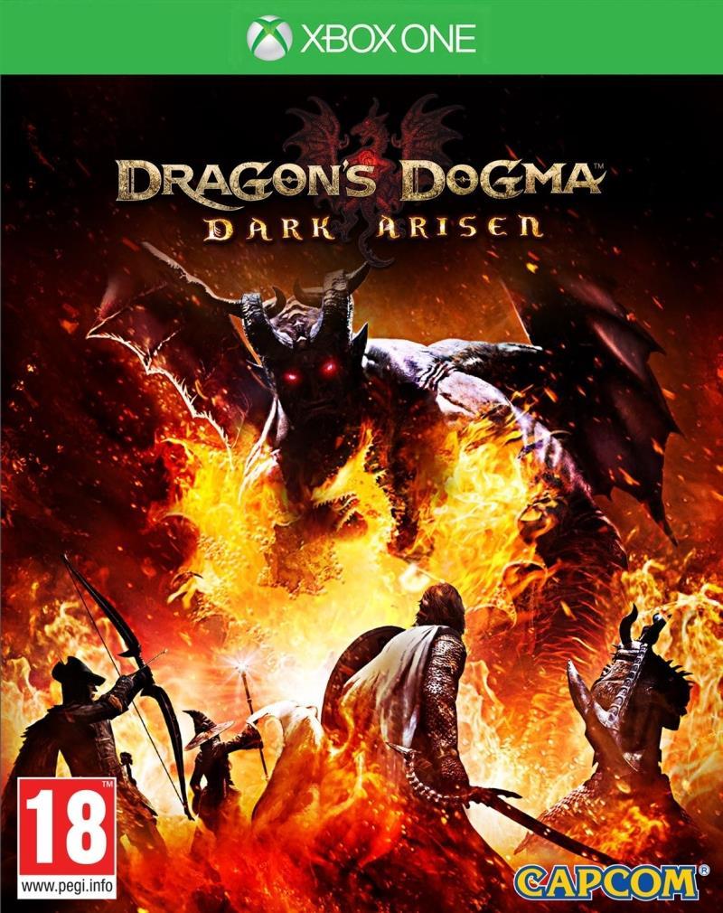 Dragons Dogma Dark Arisen Hd - Xbox One