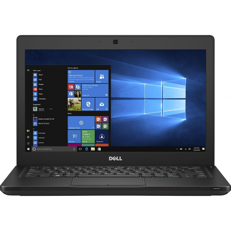 Ultrabook Dell Latitude 5280 12.5 HD Intel Core i7-7600U RAM 8GB HDD 1TB Windows 10 Pro