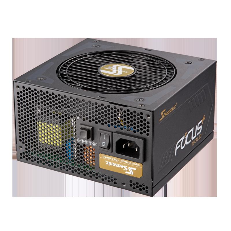 Sursa PC Seasonic Focus Plus 750 Gold Modulara 750W