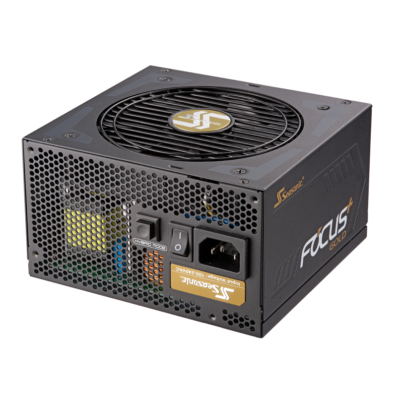 Sursa PC Seasonic Focus Plus 650 Gold Modulara 650W