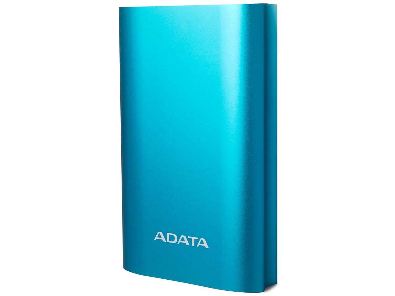 Baterie Externa A-Data A10050QC 10050 mAh Blue