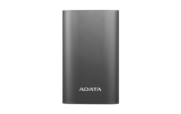 Baterie Externa A-Data A10050QC 10050 mAh Titanium Grey