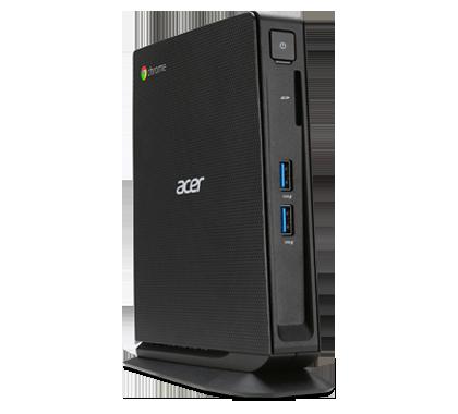 Sistem Brand Acer Chromebox CXV2 Intel Core i7-5500U RAM 4GB SSD 16GB Chrome OS