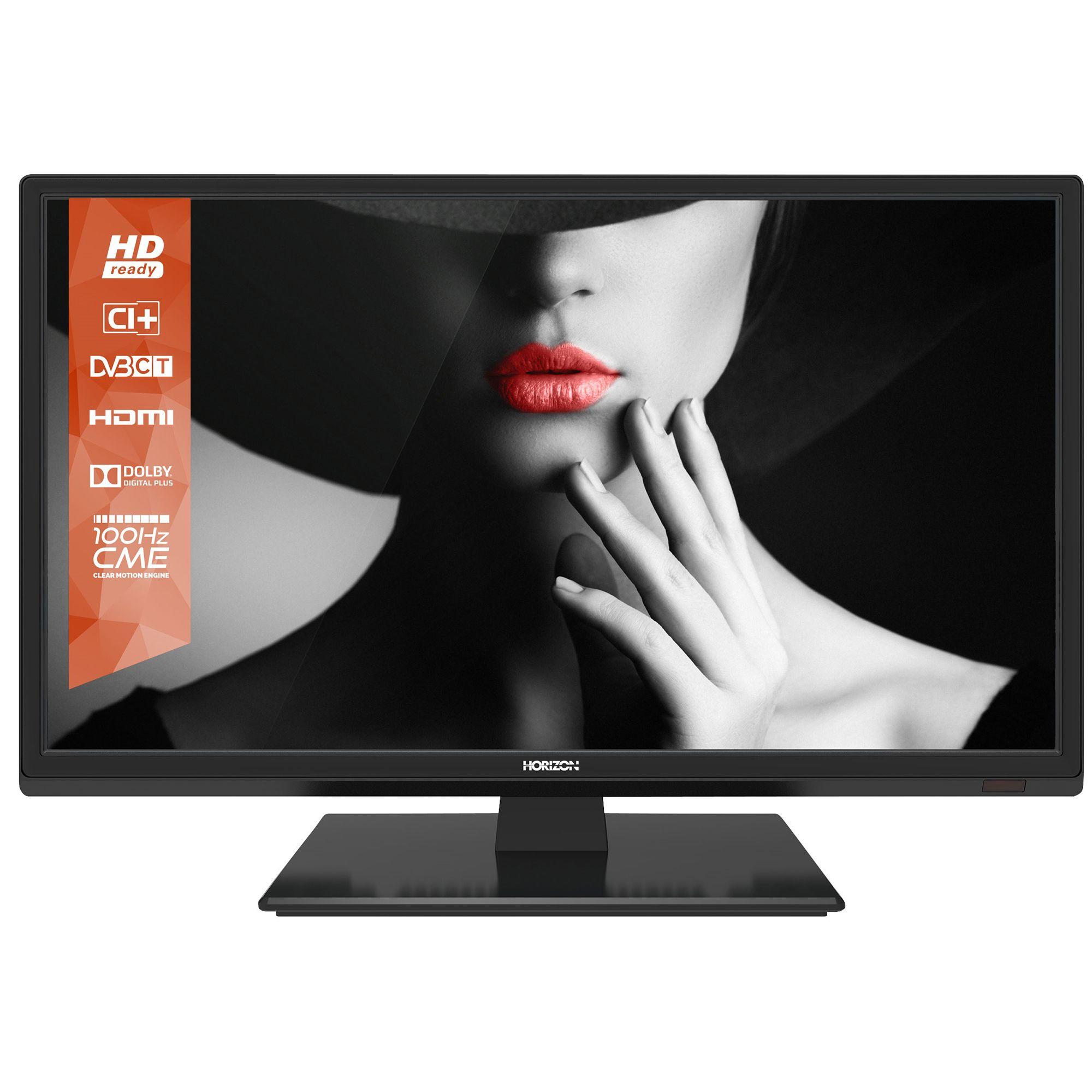 Televizor LED Horizon 24HL5300H 61cm HD Ready Negru