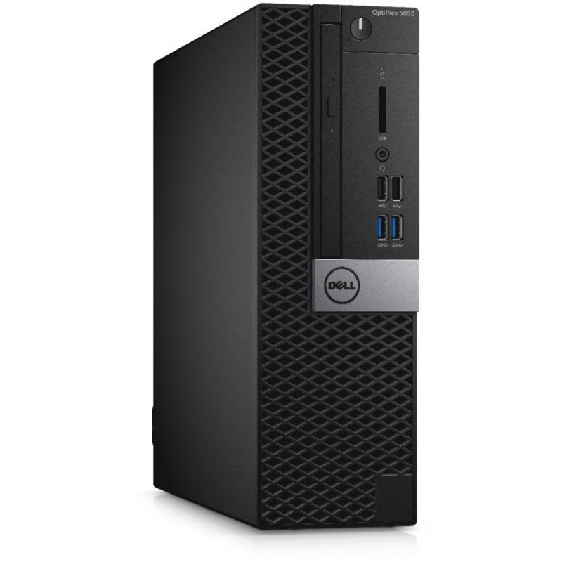 Sistem Brand Dell OptiPlex 5050 SFF Intel Core i5-7500 RAM 8GB SSD 256GB Windows 10 Pro